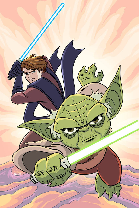 Star Wars Adventures (2017) #20 (COVER A CHARM)