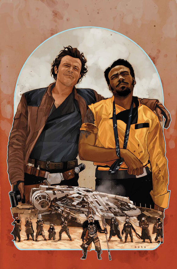 Star Wars Solo Adaptation (2018) #6
