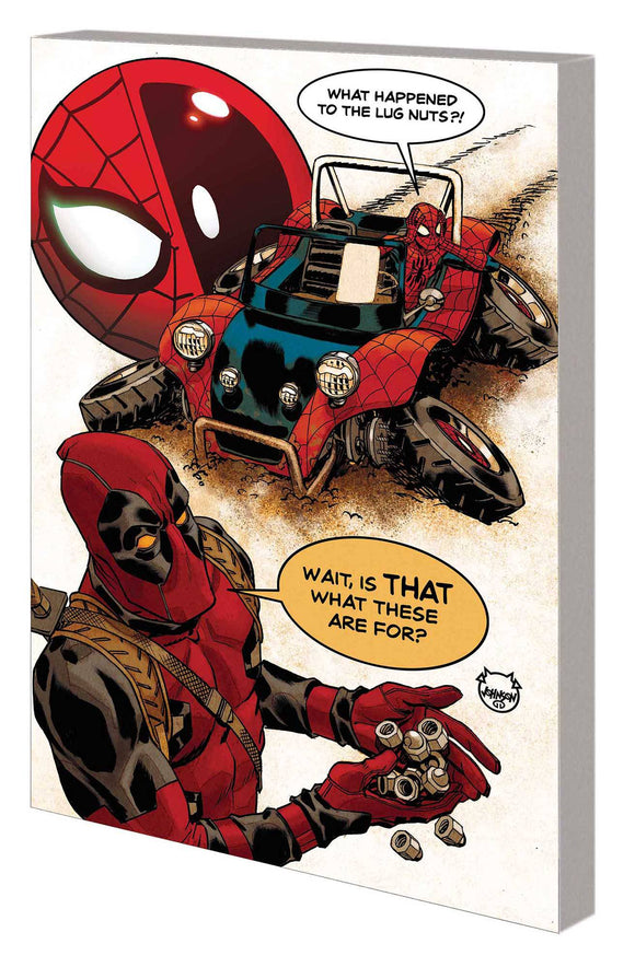 Spider-Man Deadpool TP Volume 8 (ROAD TRIP)