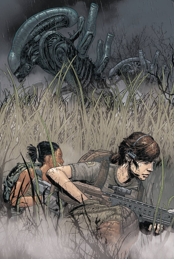 Aliens Resistance (2019) #3 (COVER A JONES)