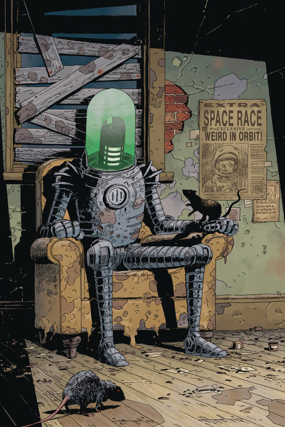 Black Hammer Age of Doom (2018) #9 (COVER A ORMSTON)