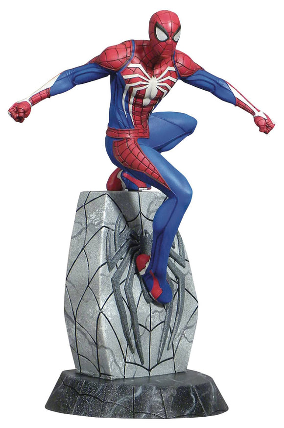 MARVEL GALLERY SPIDER-MAN PS4 PVC FIGURE