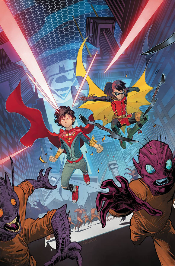 Adventures of the Super Sons (2018) #8