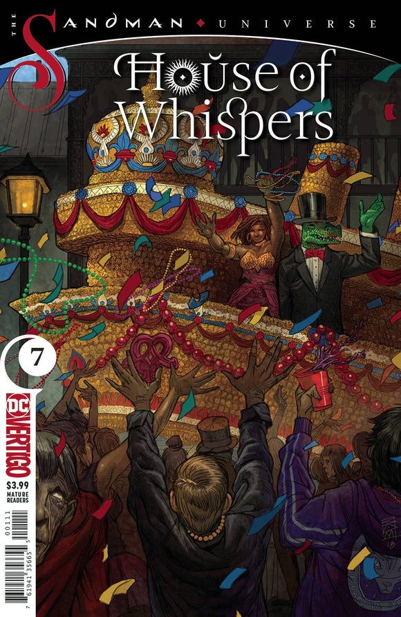 House of Whispers (2018) #7