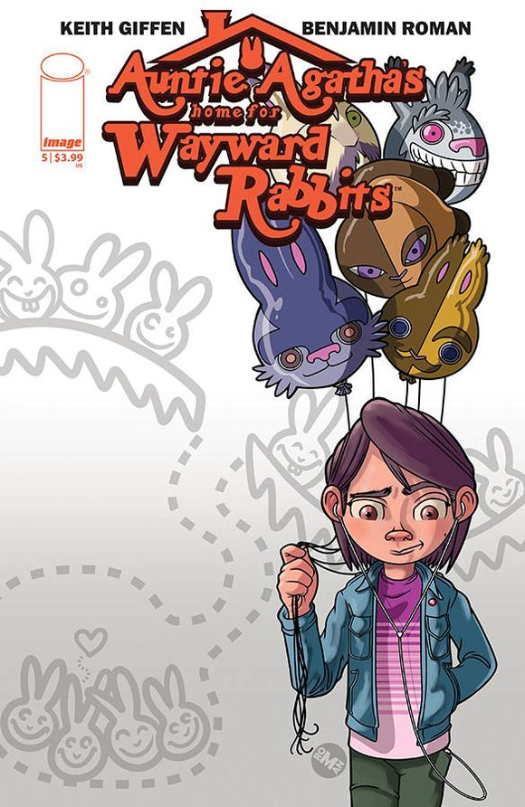 Auntie Agathas Home for Wayward Rabbits (2018) #5