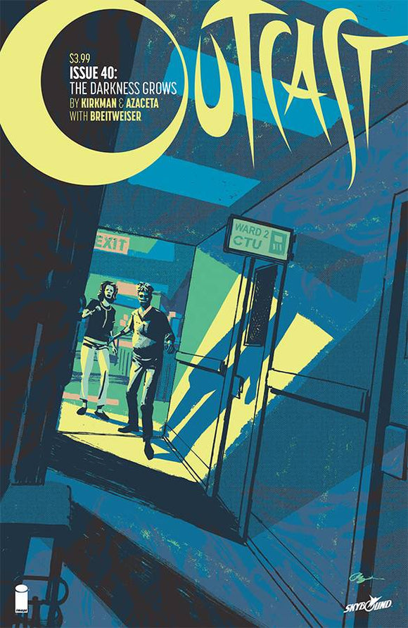 Outcast by Kirkman & Azaceta (2014) #40
