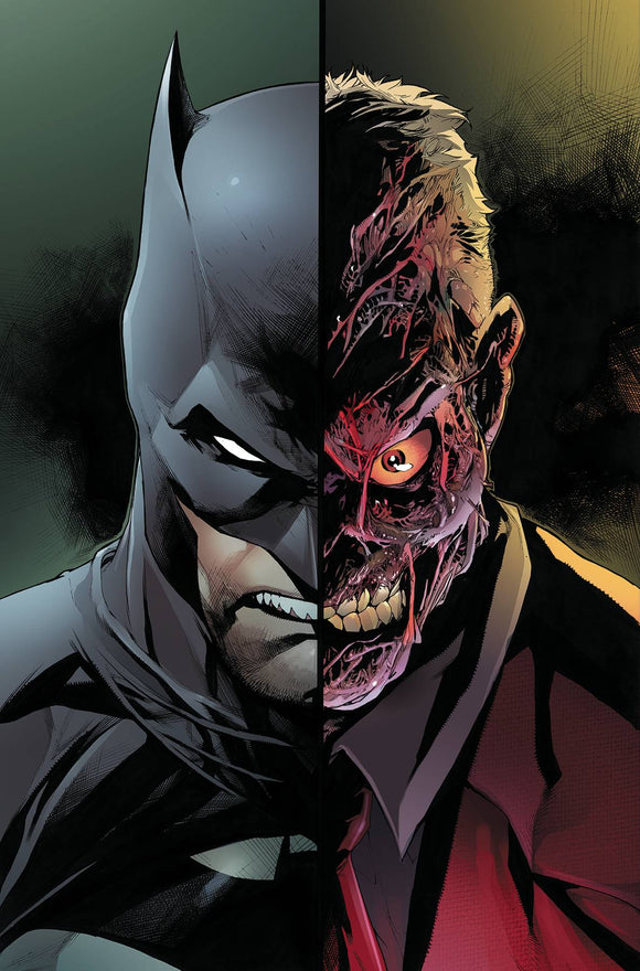 Batman Detective Comics TP Volume 9 (DEFACE THE FACE)