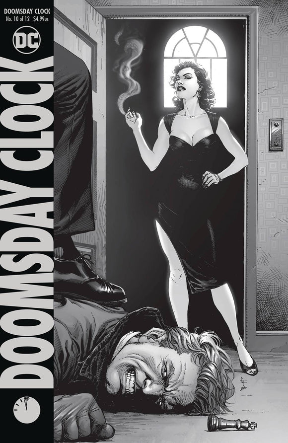 Doomsday Clock (2017) #10