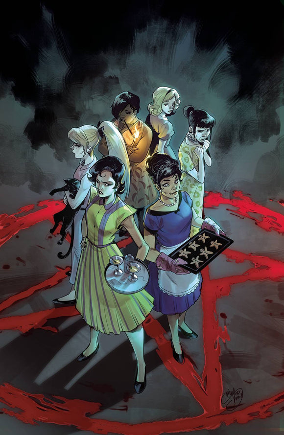 Hex Wives (2018) #6