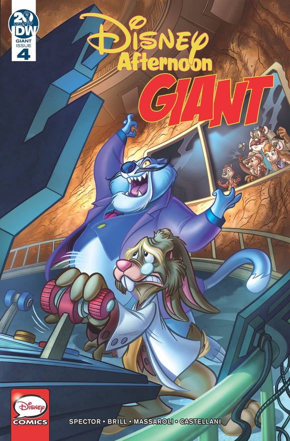 Disney Afternoon Giant (2018) #4