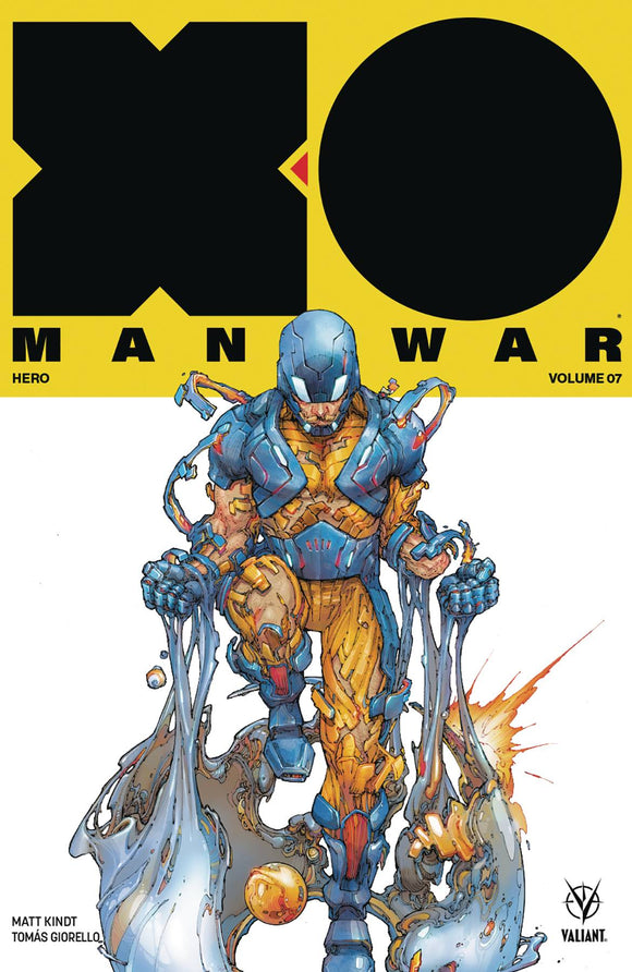 X-O MANOWAR (2017) TP VOL 07 HERO
