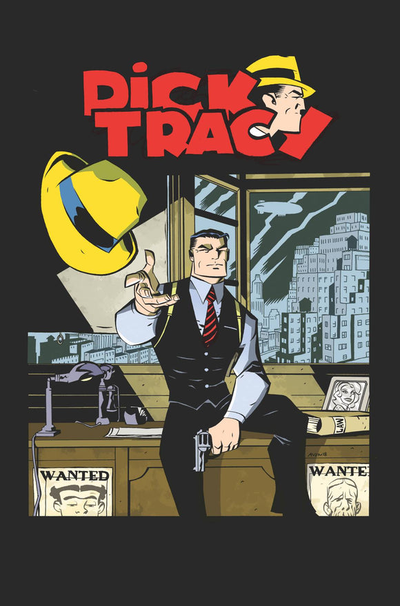 Dick Tracy Forever (2019) #1 (CVR A OEMING)