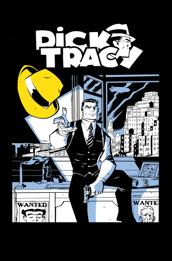 Dick Tracy Forever (2019) #1 (1:10 INCV OEMING)