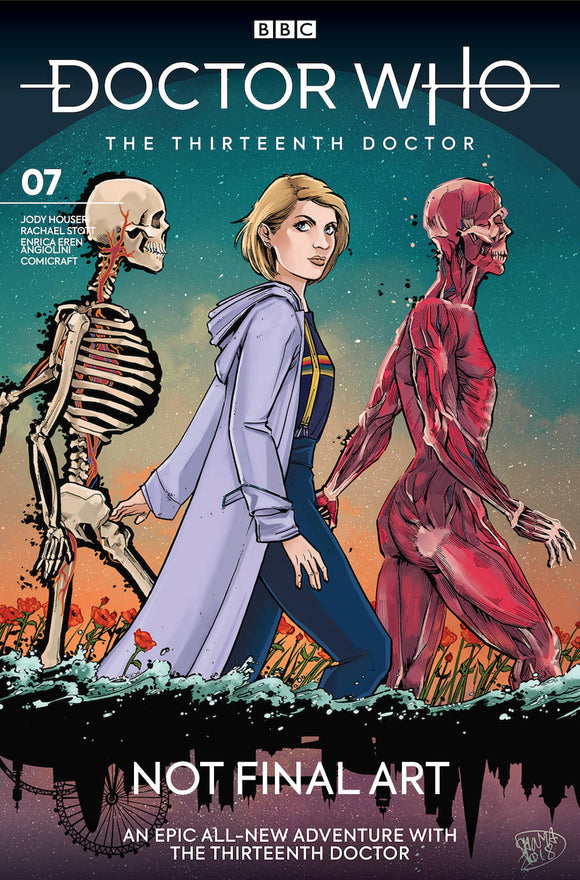 Doctor Who 13th (2018) #7 (CVR A ANWAR)