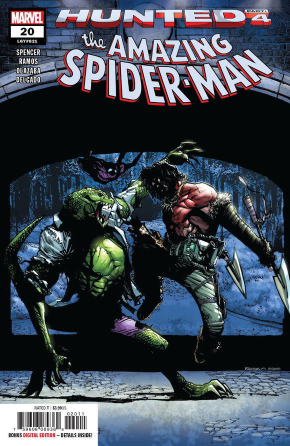 Amazing Spider-Man (2018) #20