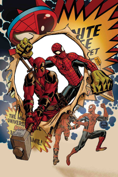 Spider-Man Deadpool (2016) #49