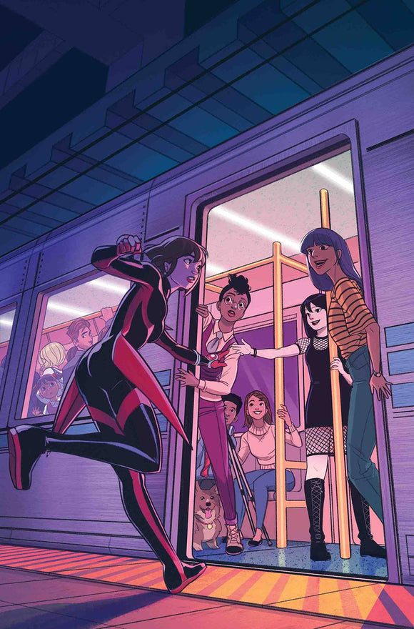 Unstoppable Wasp (2018) #6