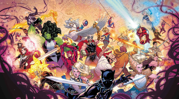 War of the Realms (2019) #2 (GARRON YOUNG GUNS VARIANT)
