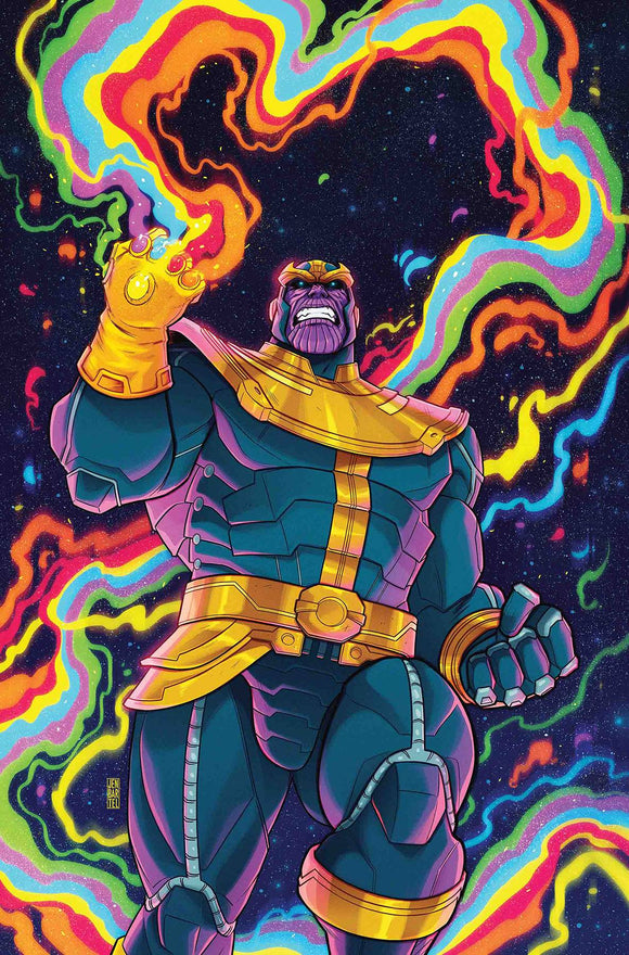 MARVEL TALES THANOS #1 (1:50 BARTEL VIRGIN VARIANT)