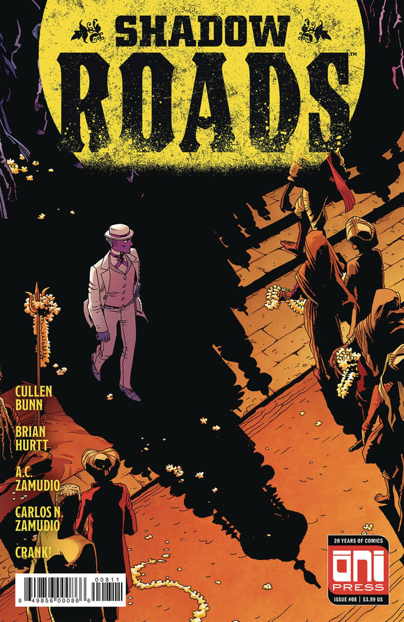 Shadow Roads (2018) #8