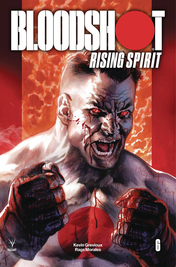 Bloodshot Rising Spirit (2018) #6 (CVR A MASSAFERA (NEW ARC))