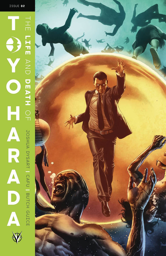 Life and Death of Toyo Harada (2019) #2 (CVR A SUAYAN)