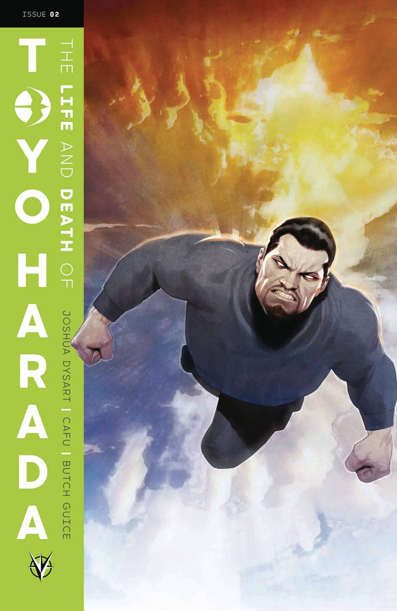 Life and Death of Toyo Harada (2019) #2 (CVR B OLIVETTI)