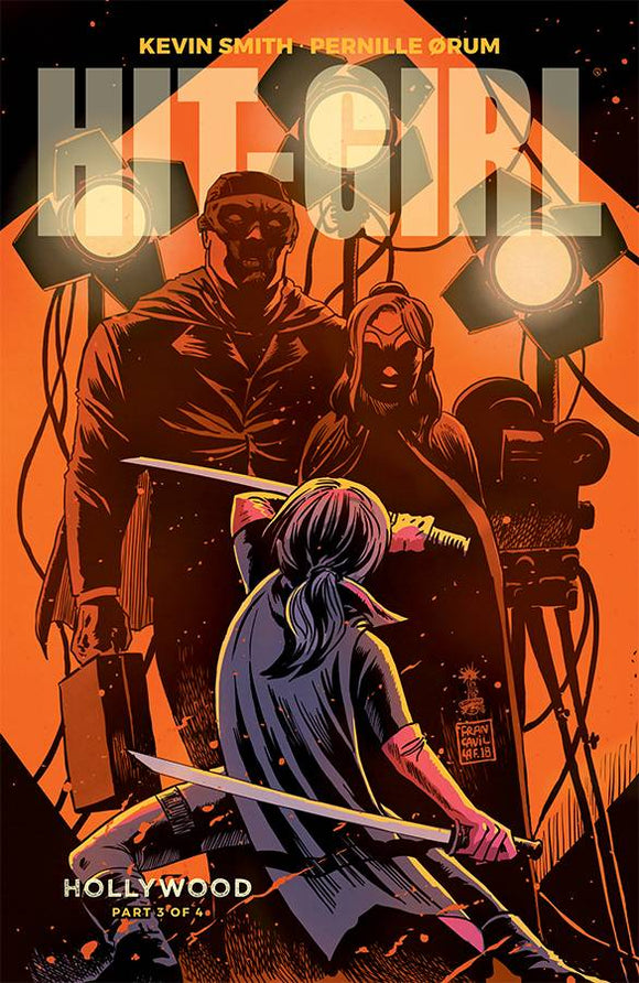 Hit-Girl Season Two (2019) #3 (CVR A FRANCAVILLA)