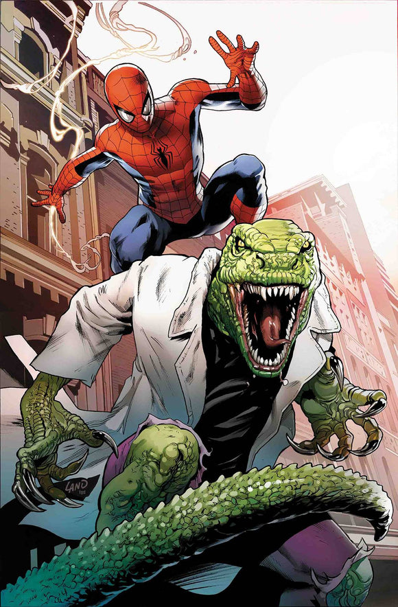 AMAZING SPIDER-MAN #19.HU