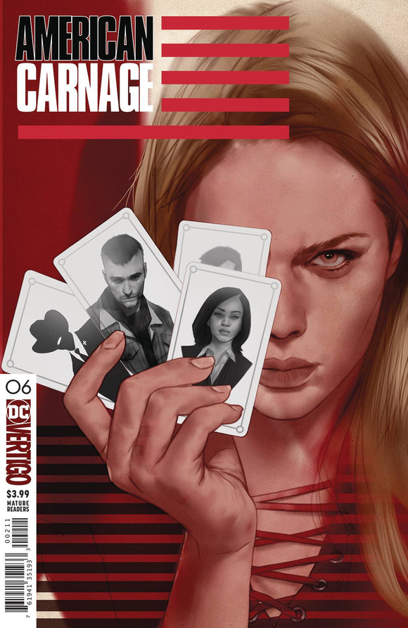 American Carnage (2018) #6