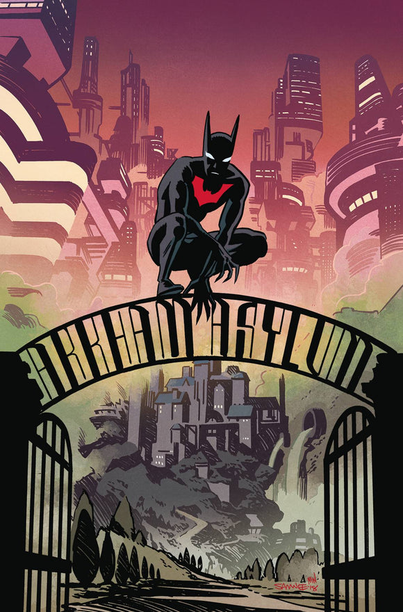Batman Beyond (2016) #31