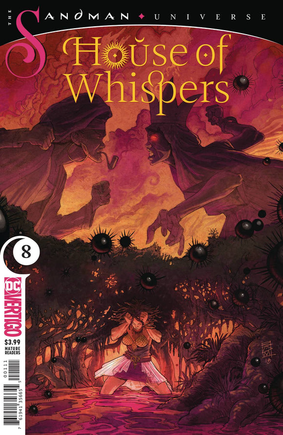 House of Whispers (2018) #8