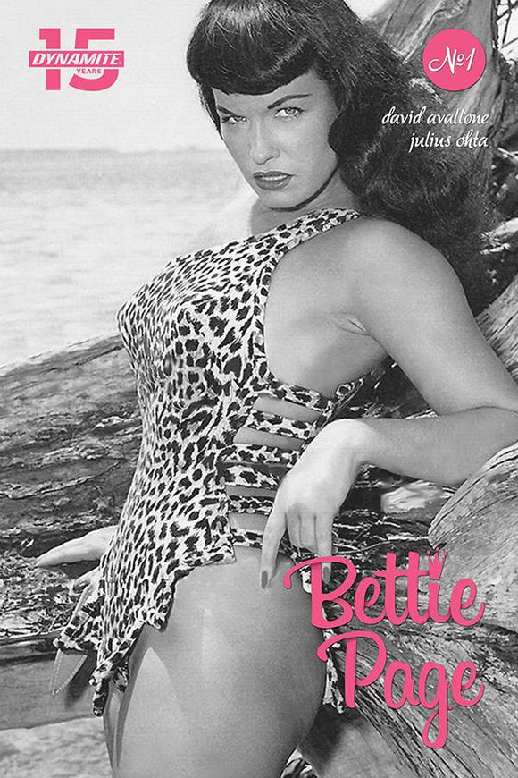 Bettie Page Unbound (2019) #1 (CVR E PHOTO)
