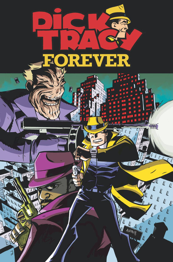 Dick Tracy Forever (2019) #2 (COVER A OEMING)