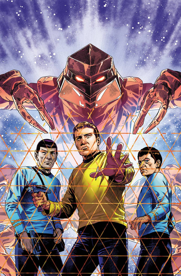 Star Trek Year Five (2019) #2 (COVER A THOMPSON)