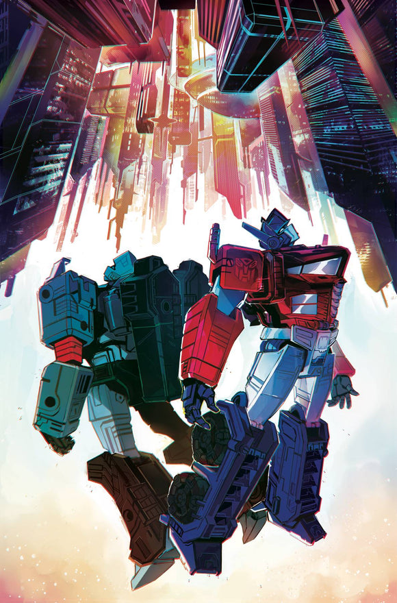 Transformers (2019) #6 (COVER A LAWRENCE)