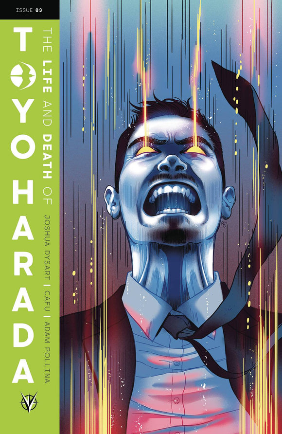 Life and Death of Toyo Harada (2019) #3 (COVER B GANUCHEAU)