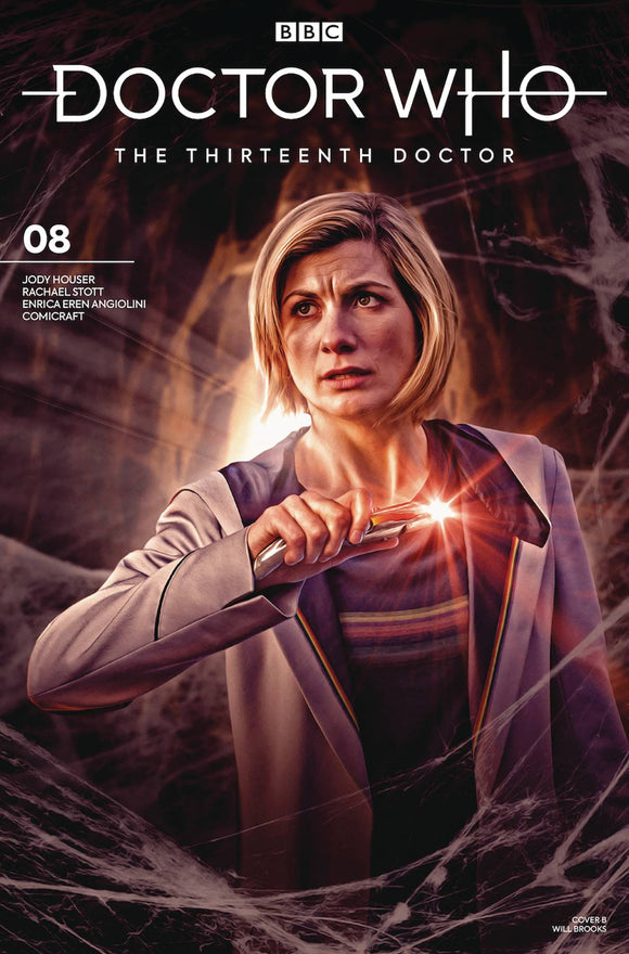 Doctor Who 13th (2018) #8 (COVER B PHOTO)