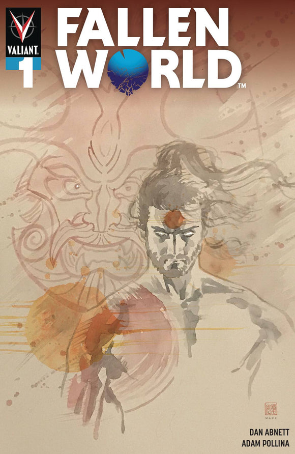 Fallen World (2019) #1 (COVER F PRE-ORDER ED)