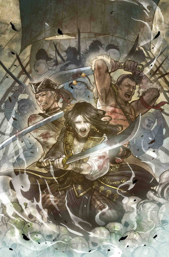 Age of Conan Belit (2019) #3