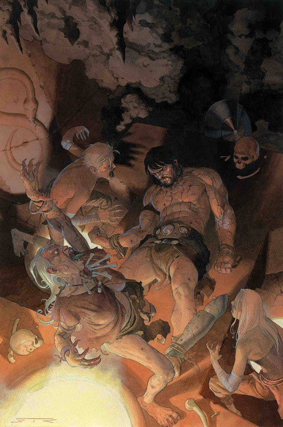 Conan the Barbarian (2018) #6