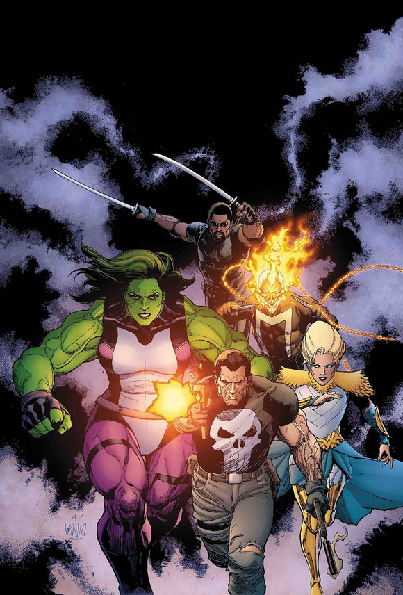 WAR OF THE REALMS STRIKEFORCE DARK ELF REALM #1