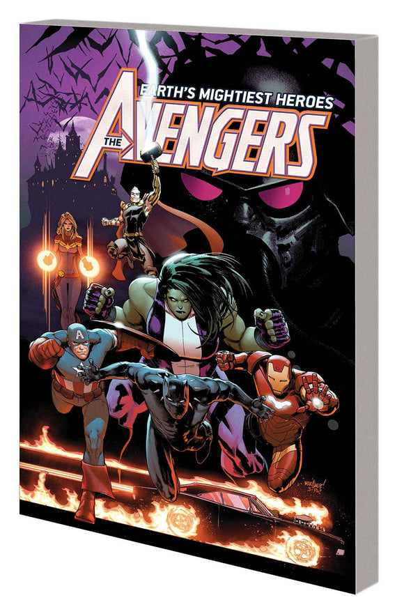 Avengers by Jason Aaron TP Volume 3 (WAR OF THE VAMPIRES)