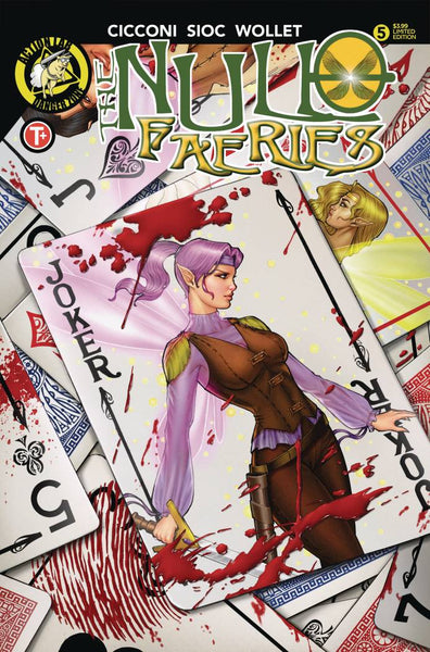 Null Faeries (2019) #5 (COVER B SUHNG)