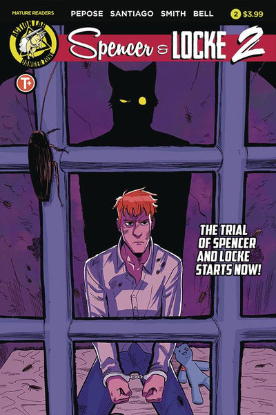 Spencer and Locke 2 (2019) #2 (COVER A SANTIAGO)