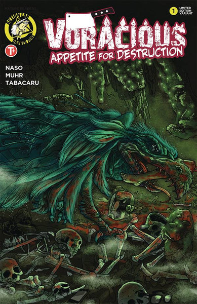 Varacious Appetite for Destruction (2019) #1 (COVER B RAMON)