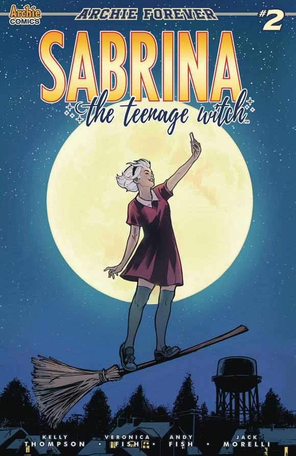 Sabrina The Teenage Witch (2019) #2 (COVER C IBANEZ)