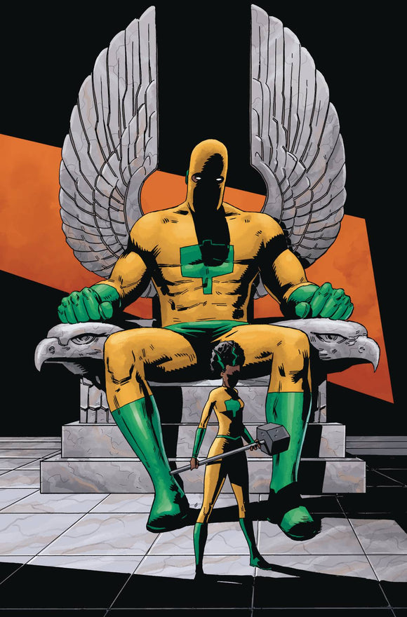 Black Hammer Age of Doom (2018) #11 (COVER A ORMSTON)