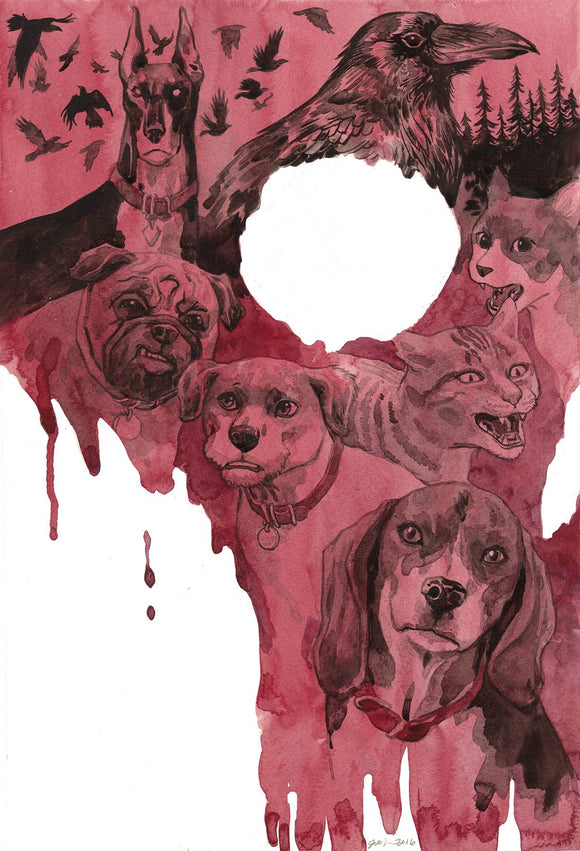Beasts of Burden Presence of Others (2019) #1