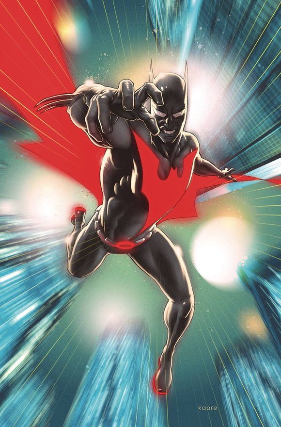 Batman Beyond (2016) #32 (VARIANT)
